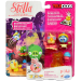 Angry Birds Stella: Telepods Duo pack - sárga és kék madár