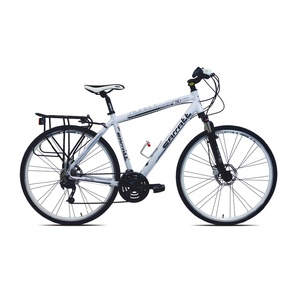 56-os, 24 sebességes Carratt Hunter kerékpár 28″, fehér