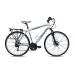Carratt 56-os, 24 sebességes Carratt Hunter kerékpár 28″, fehér
