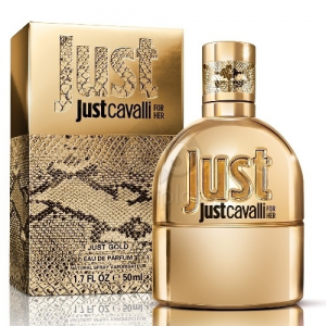 Roberto Cavalli Just Cavalli Gold EDP 75 ml