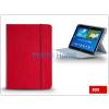 """SOX univerzális tok 7"""" méretű tablet készülékekhez - SMART SLIM TABLET - piros"""