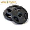 Vital Force Professional Gumis súlytárcsa 15kg - 50mm