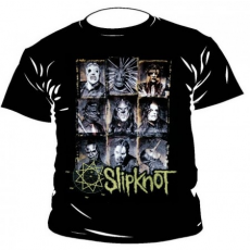 Slipknot 3. póló