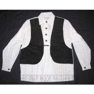 Mellényes, székely ing