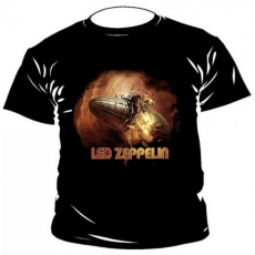 Led Zeppelin póló