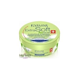 Eveline ExtraSoft bioOliva regeneráló luxus krém 200ml