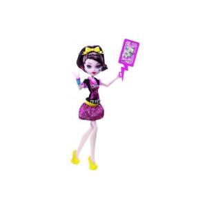 Monster High Draculaura baba