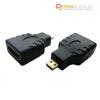 Micro HDMI - HDMI adapter M/F