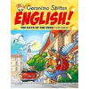 STILTON, GERONIMO - ENGLISH! THE DAYS OF THE WEEK - A HÉT NAPJAI
