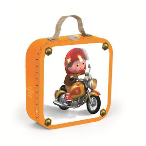 JANOD 4 puzzle egy dobozban - Marco motorja