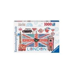 Ravensburger London Puzzle 1000db