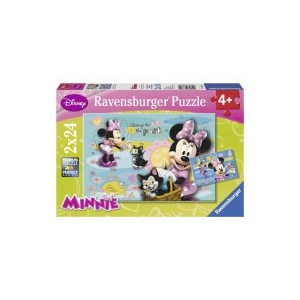 Ravensburger Minnie puzzle 2x24 db