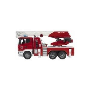 Bruder Scania R-szériás tűzoltóautó (03590)
