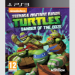 Activision Teenage Mutant Ninja Turtles: Danger of the Ooze PS3