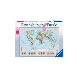 Ravensburger Világtérkép 1000 db-os puzzle (156528)