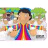 József története - bibliai mesekönyvek (lapozó)