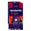 Vita crystal Rezveratrol + Q10 + folsav kapszula - 30db