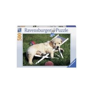 Ravensburger Pihenés puzzle 500 db