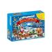 Playmobil Adventi naptár - Erdei állatok karácsonya - 4166