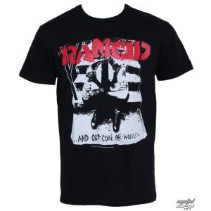 RAZAMATAZ póló férfi Rancid - Wolves - ST0843 - RAZAMATAZ