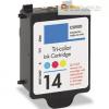 Hewlett Packard HP C5010DE [Col] #No.14 kompatibilis tintapatron (ForUse)