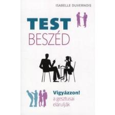 Isabelle Duvernois Testbeszéd társadalom- és humántudomány