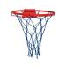 FÉM kosárlabda gyűrű hálóval