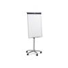 NOBO Flipchart tábla, mágneses felület, 70x100 cm,  mobil, NOBO