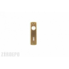 Kulcslyukas ajtócím (55 mm, F3)