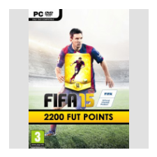 EA Sports FIFA 15 - 2200 FUT Points PC videójáték