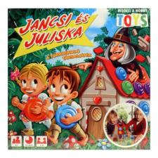 Jumbo Jancsi és Juliska - A torkoskodó társasjáték