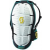 Scott Back Protector Jr X-Active, Kék, S
