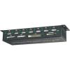 Renkforce Külső memóriakártya olvasó, USB 2.0 Renkforce CR09e-Hub Fekete