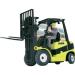Modellautó távirányítóval Dickie ToysEmelővillás targonca Forklift C25