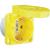 PCE Védőérintkezős gép dugaszoló aljzat, 230 V/AC 16 A IP54, sárga, PCE 601.450.05
