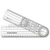 GONIOMETER Ízületi szögmérő (MG 13639)