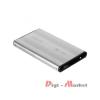 """LogiLink 2.5"""" SATA2 USB3.0 külső ház aluminium"""