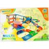 Wader Kid Cars Multi 3D parkolóház 53070