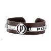 Police Justice férfi karkötő - PJ25496BLC/02