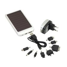 Napelemes powerbank mobiltelefon kellék