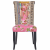 PATCH szék rózsa 51x62x100cm