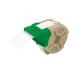 """Leitz Etikett, folyamatos, papír, öntapadó, 39 mm x 22 m, LEITZ """"Icon"""" fehér"""
