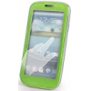 TFO Smart View oldalra nyíló bőrbevonatos hívás mutatós fliptok Nokia Lumia 630, 635-höz zöld (GSM008556)*