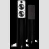 Q Acoustics Concept 40 álló hangfalpár, fekete