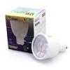 LED lámpa GU10 (COB5630, SMD5050) 4 Watt RGBW