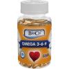 BioCo BioCo Omega-3,6,9 lágyzselatin kapszula 60x/db