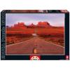 Puzzle - Monument Valley, Colorado fennsík, 1500 db
