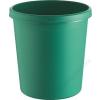 HELIT Szemetes, 18 liter, HELIT, zöld (INH6105852)