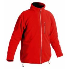 KARELA FLEECE polár kabát szürke XS