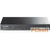 TP-Link TL-SG2210P 8-Port Gigabit Smart PoE Switch with 2 SFP Slots 8xport,Fémház,8xGigabit